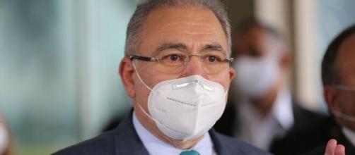 Atitude evasiva de Marcelo Queiroga irrita senadores na CPI da Covid (Foto: Arquivo Blastingnews)