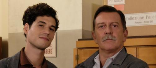 Il Paradiso delle signore, anticipazioni dal 17 al 21 maggio: Rocco si confiderà con Armando riguardo alla nuova proposta di lavoro.