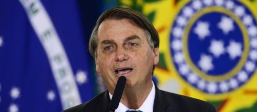 Presidente Bolsonaro voltou a polemizar em sua live desta quinta-feira (6) (Marcelo Camargo/Agência Brasil)