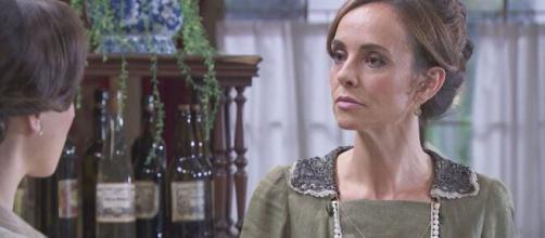 Una vita, anticipazioni: Felicia comincia a sospettare che tra Maite e Camino ci sia del tenero.