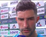 Le coup de gueule d'Alvaro après la défaire de l'OM - Photo capture d'écran vidéo Canal+