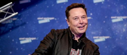 Elon Musk on 'SNL' (Image source: NBC/Handout image)
