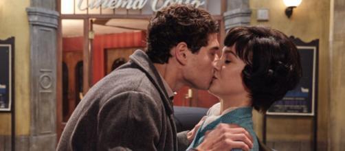 Il Paradiso delle signore: Rocco e Maria decidono di convolare a nozze.