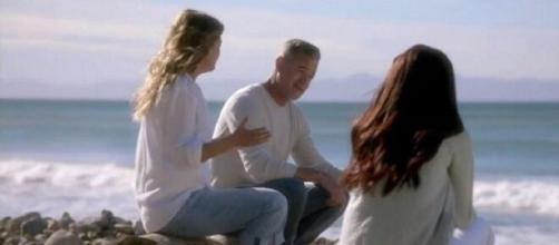 Nel decimo episodio di Grey's Anatomy 17, Mark e Lexie raggiungeranno Meredith sulla spiaggia dei sogni.