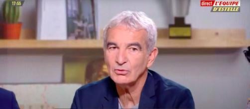Raymond Domenech tacle Pablo Longoria - Photo capture d'écran vidéo YouTube
