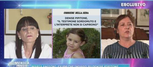 Denise Pipitone, parla l'ex pm Angioni