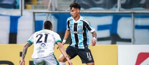 Ferreira é o grande nome do Grêmio em 2021 (Lucas Uebel/Grêmio)