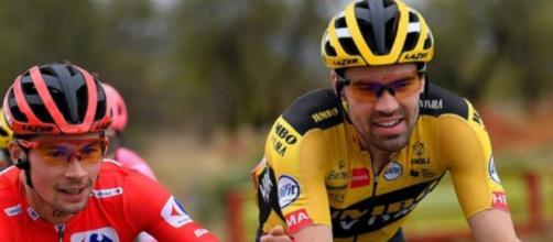 Tom Dumoulin torna a correre al Giro di Svizzera.
