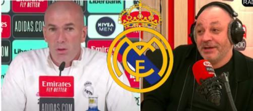 Zidane et Hermel - photos vidéos YouTube. Logo Real Madrid wikipédia