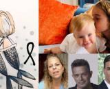 Las sirenitas que representan a Anna y Olivia, las niñas de la tragedia de Tenerife (Instagram y Twitter)