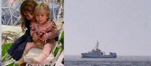 Anna y Olivia, buscadas por el buque (RRSS y Guardia Civil)
