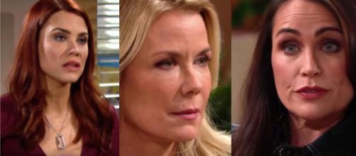 Beautiful, spoiler al 19-06: Sally mente sulla sua salute, Quinn si vendica di Brooke.