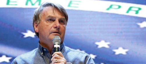Bolsonaro afirma novamente que ganhou as eleições no primeiro turno em 2018 (Alan Santos/PR)