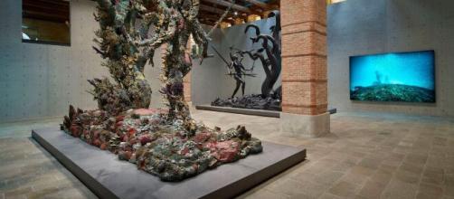 Damien Hirst arriva a Galleria Borghese con una grande mostra.