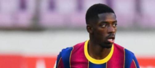 Dembele potrebbe trasferirsi alla Juventus.