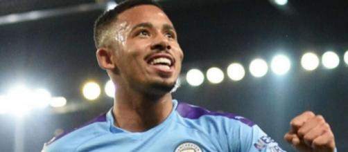 Gabriel Jesus, punta del Manchester City.