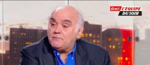 Gilles Favard se clashe avec un internaute - Photo capture d'écran vidéo Youtube