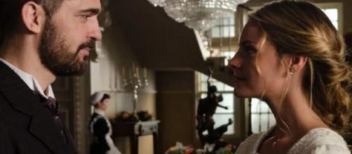 Grand Hotel, spoiler del 16/06: Diego chiede la mano della figlia di Donna Teresa.