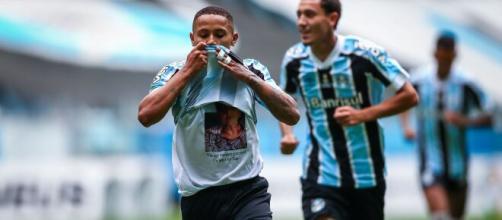 Grêmio tem jovens promessa como destaques no ano (Lucas Uebel/Grêmio FBPA)