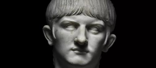 Head of Nero (Image source: Ministero della Cultura/Museo Archeologico Nazionale di Cagliari)