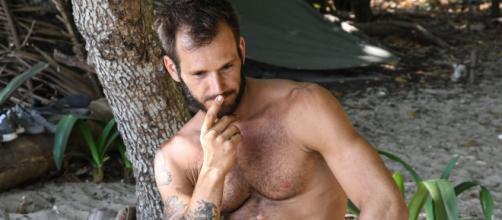 Matteo Diamante racconta il ritorno dall'Isola: 'Mai una gioia'.