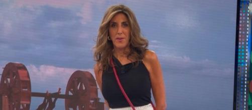 Paz Padilla ha interrumpido en por lo menos dos oportunidades al doctor Sánchez Martos (Instagram @paz_padilla)