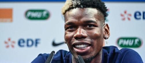 Pogba : 'Entre Olivier et Kylian, il n'y a rien' (Credit : RMC et FFF - capture)