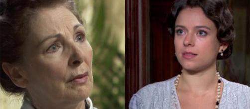 Una vita, trama serale 12/06: Ursula chiede ad Agustina di eliminare Genoveva.
