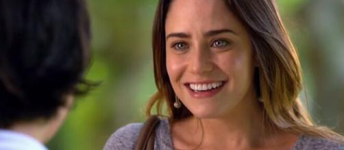 Ana decide retomar carreira em 'A Vida da Gente' (Reprodução/TV Globo)