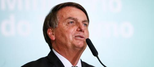 Bolsonaro quer acabar com o uso obrigatório de máscara de proteção contra a Covid-19 (Alan Santos/PR)