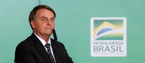 Bolsonaro quer que Queiroga desobrigue o uso de máscara para quem já está imunizado (Alan Santos/PR)