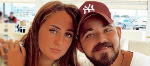 David Flores y su hermana Rocío Flores (Instragm @rotrece)