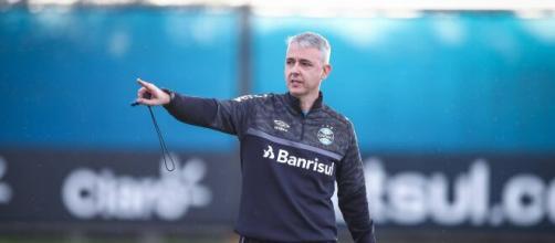 Grêmio tem primeiros problemas detectados na era Tiago Nunes (Lucas Uebel/Grêmio FBPA)
