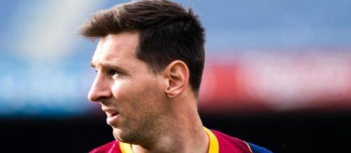 Messi planeja final de carreira longe do Barcelona (Reprodução/Instagram/@fcbarcelona)