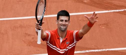 Novak Djokovic va in finale a Parigi.