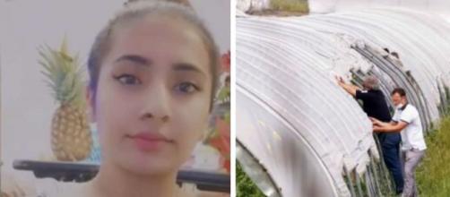 Saman Abbas, una foto della ragazza e una delle ricerche.