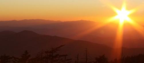 Sunset in the Great Smoky Mountains (Image source: nps.gov)