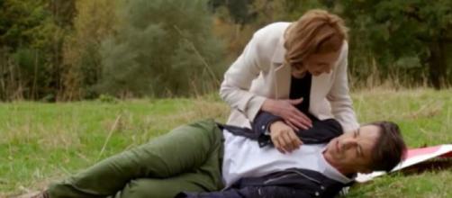Tempesta d'amore, anticipazioni tedesche: Robert perde la voce per colpa di Cornelia.