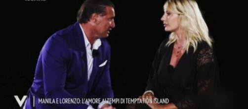 Temptation Island, parla Lorenzo Amoruso.