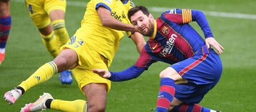 Un contratto decennale per il campione mondiale Messi.