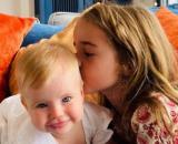Anna y Olivia, en imagen (RRSS)