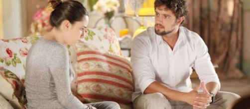 Ana decidirá terminar com Rodrigo em 'A Vida da Gente'. (Foto: Globo).