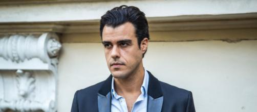 """Enrico em cena de """"Império"""" (Reprodução/Rede Globo)"""