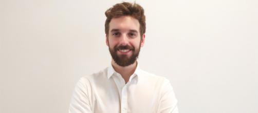 Pablo Vidarte, CEO de Bioo, start-up que ha conseguido con su tecnología generar electricidad a partir de la naturaleza.