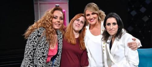 Rocío Carrasco ha creado grandes amistades durante la docurserie. (Imagen: @carlotacorredera)