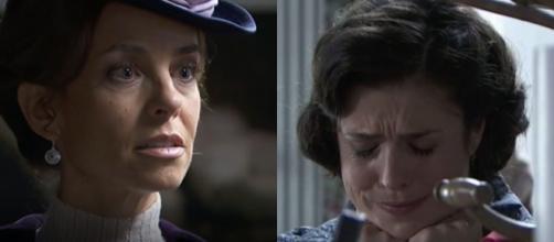 Una vita trame al 20 giugno: Felicia minaccia Maite, Rosina vuole lasciare Liberto.