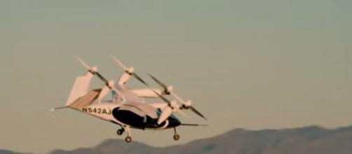 Joby could be the first commercial eVTOL (Image source: CNET/YouTube)
