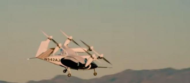 Air taxis could become the new mode of travel in cities