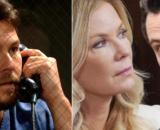 Beautiful, spoiler Usa: Thomas si scontra con Brooke, Liam accusato di essere un assassino.