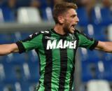 Berardi 'sognerebbe' il passaggio all'Inter.